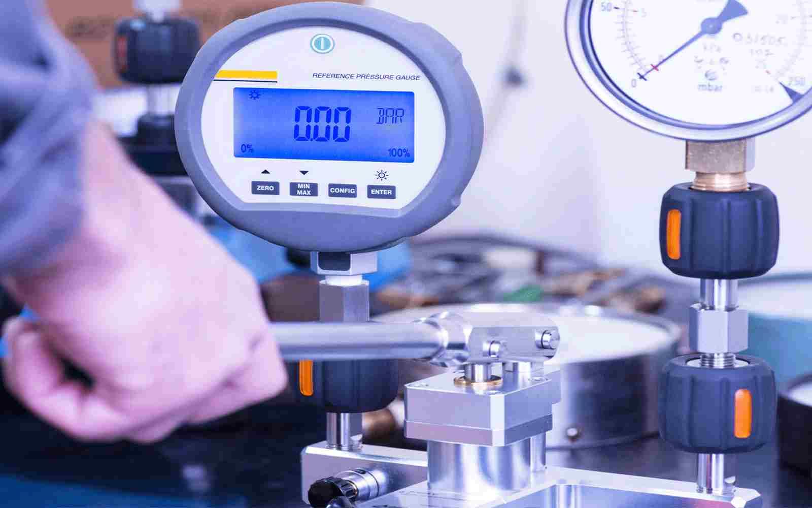 Hiệu Chuẩn Áp Suất – Pressure Calibration