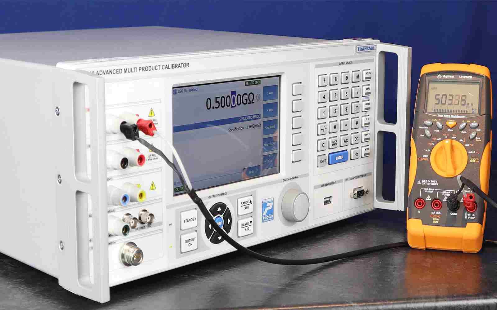 Hiệu chuẩn điện - Electronic Calibration